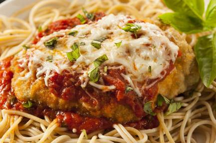 Fratello's - Chicken Parmesan