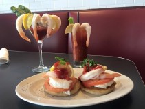 Murphy's Diner - Shrimp Bloody Mary