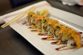Mint Bistro - Specialty Roll