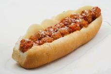 Moe's Italian Sandwiches   Meatball Moe