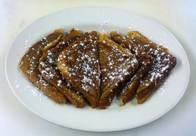 Red Arrow Diner | Smore's Stuffed French Toast