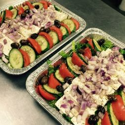 The Gyro Spot - Greek Salad