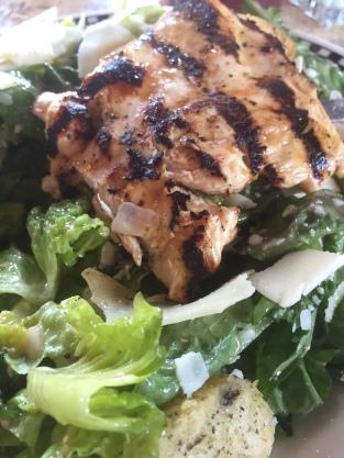 Fratello's   chicken caesar salad