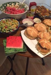Julia's Meal