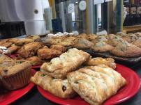 The Bridge Cafe | Pastries + Muffins