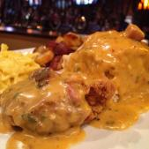 Firefly |Biscuit, fried chicken + gravy