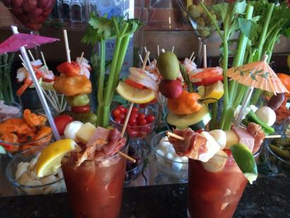 Gauchos - Bloody Mary Bar