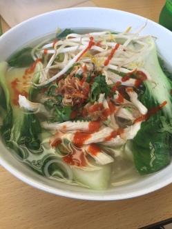 Golden Bowl | Pho Noodle Bowl
