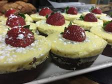 The Bridge Cafe | Chocolate Cheesecake