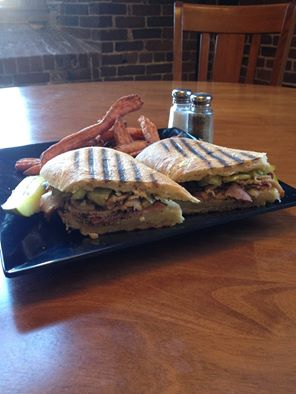 Waterworks | Cuban Sandwich