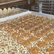 Granite State Candy Shoppe | pecan caramel patties