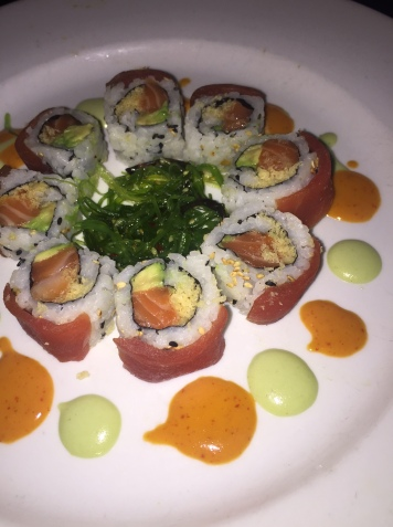 Mint Bistro | Cherry Blossom Roll