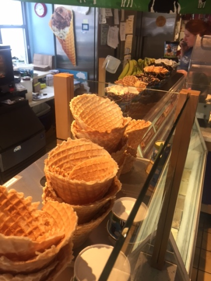 Ben and Jerry's | Waffle Cones