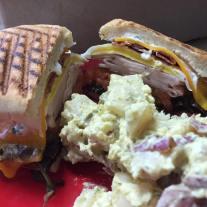 Bridge Street Cafe- Egg Sandwich