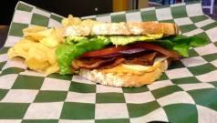 Midtown Cafe- B.B.L.T.