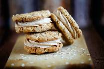Queen City Cupcakes | Oatmeal Cookie Sandwiches