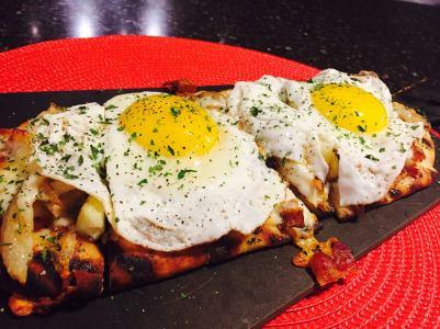 Bayona | Breakfast Flatbread
