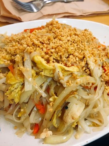 Golden Bowl | Pad Thai