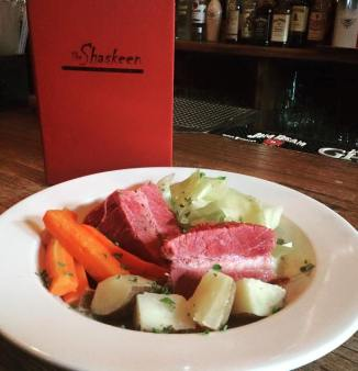 Shaskeen | Corned Beef and Cabbage