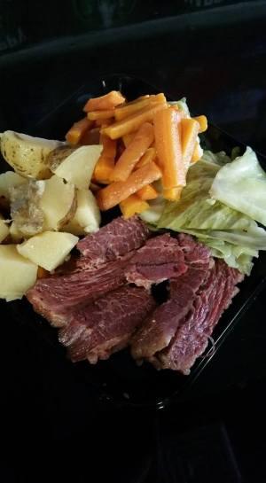 SPITE | Irish Dinner