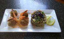 Waterworks | Baked Stuffed Shrimp