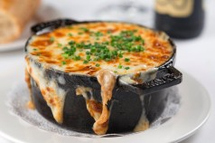 Hanover Street Chophouse - French Onion Soup