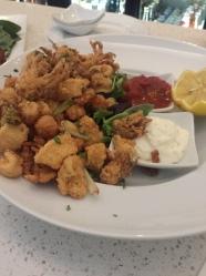 Mint Bistro | Calamari