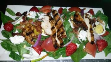 The Farm | strawberry chicken salad