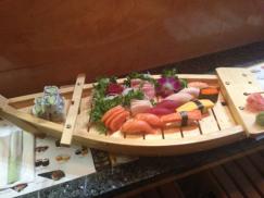 Thousand Crane - Sushi Boat