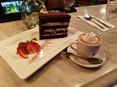 Campo   Chocolate Cassata Cake