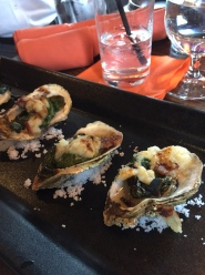 The Foundry | Roasted Oysters