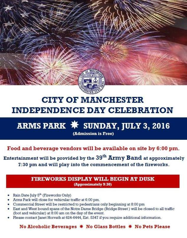 2016 July 4th CITY