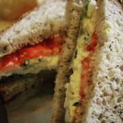 A&E Coffee and Tea | Egg Salad Sandwich