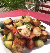 Campo Enoteca - Summertime panzanella salad