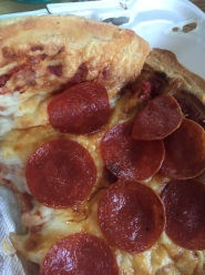 Pappy's Pizza - Pepperoni Pizza