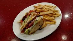 Red Arrow Diner Grilled BLT