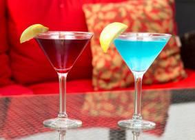 XO Bistro   Martinis
