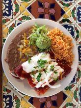 Conseulo's   enchiladas