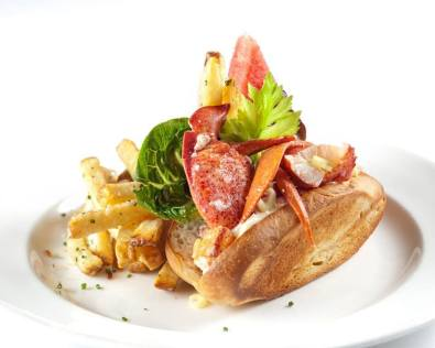 Hanover Street Chophouse | lobster roll