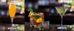 Hanover Street Chophouse - Signature Cocktails