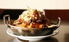 Mint Bistro | asian shortrib nachos