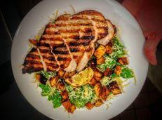 The Shaskeen | Caesar Salad