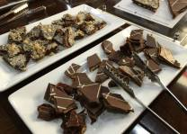 Van Otis Chocolates - Brittle Samples