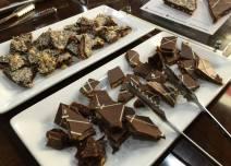 Van Otis Chocolates - Brittle Samples
