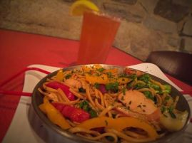 Bayona Cafe | Chicken Stir Fry