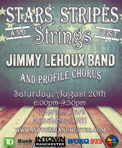 Stars Stripes and Strings