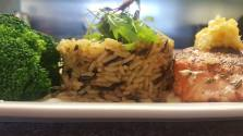 Waterworks Cafe | Rosemary Salmon