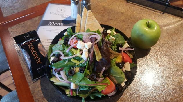 Waterworks | Greek salad