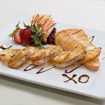 XO on Elm | baked brie