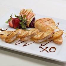 XO on Elm | baked brie